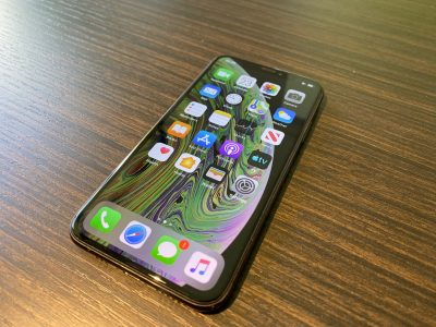 iPhone XS 64 GO excellent état sous garantie