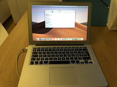 MacBook Air ETAT NEUF (3 cycles de charge)