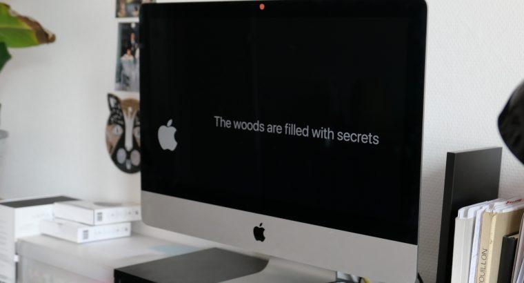 iMac Retina 21,5 pouces