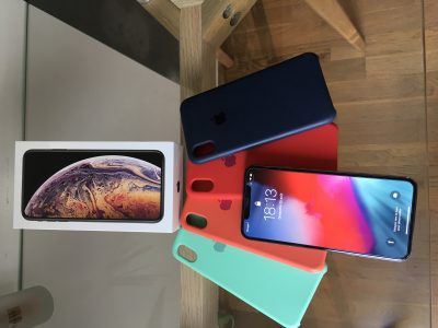 iPhone XS Max 256 Go Or/Gold