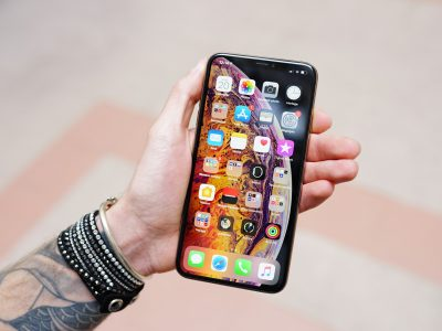iPhone XS MAX 256Go Gris Sidéral