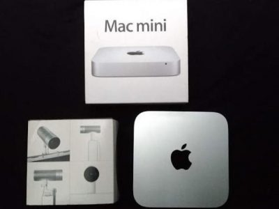 Mac mini (fin 2012) Bonne affaire