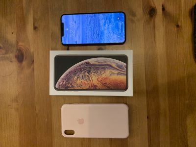 iPhone xs Max 64Go Or