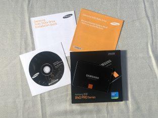 SSD SAMSUNG 840 PRO 256 Go