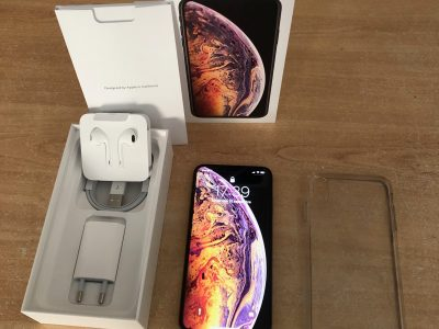 iPhone XS Max 512 Go Or