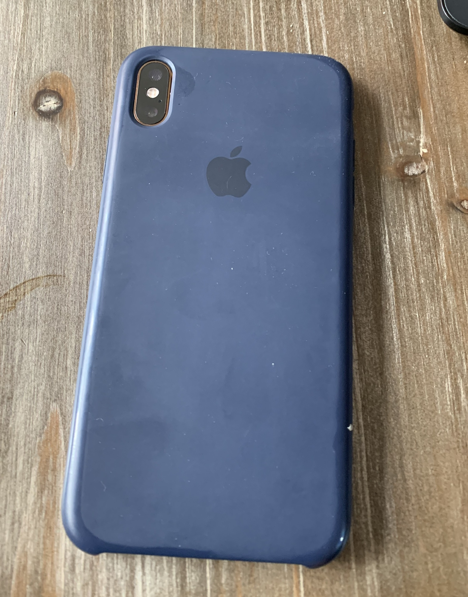 Vends iPhone XS Max 64 go or