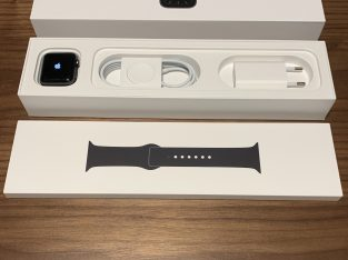 Apple Watch Séries 3 GPS 38mm Aluminium Gris