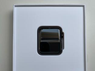 Apple Watch Série 3 Acier Cellular 42mm AppleCare+