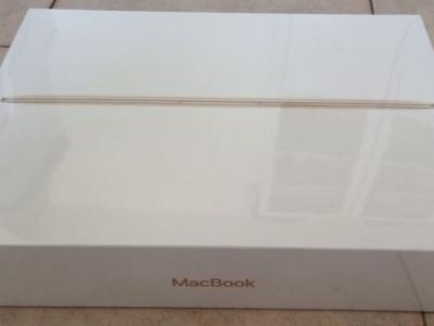 Macbook 12 pouces Retina Or neuf garantie