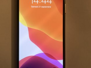 iPhone XS Max 256Go OR Complet et Comme Neuf