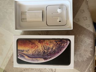 iPhone XS Max 256GB Or