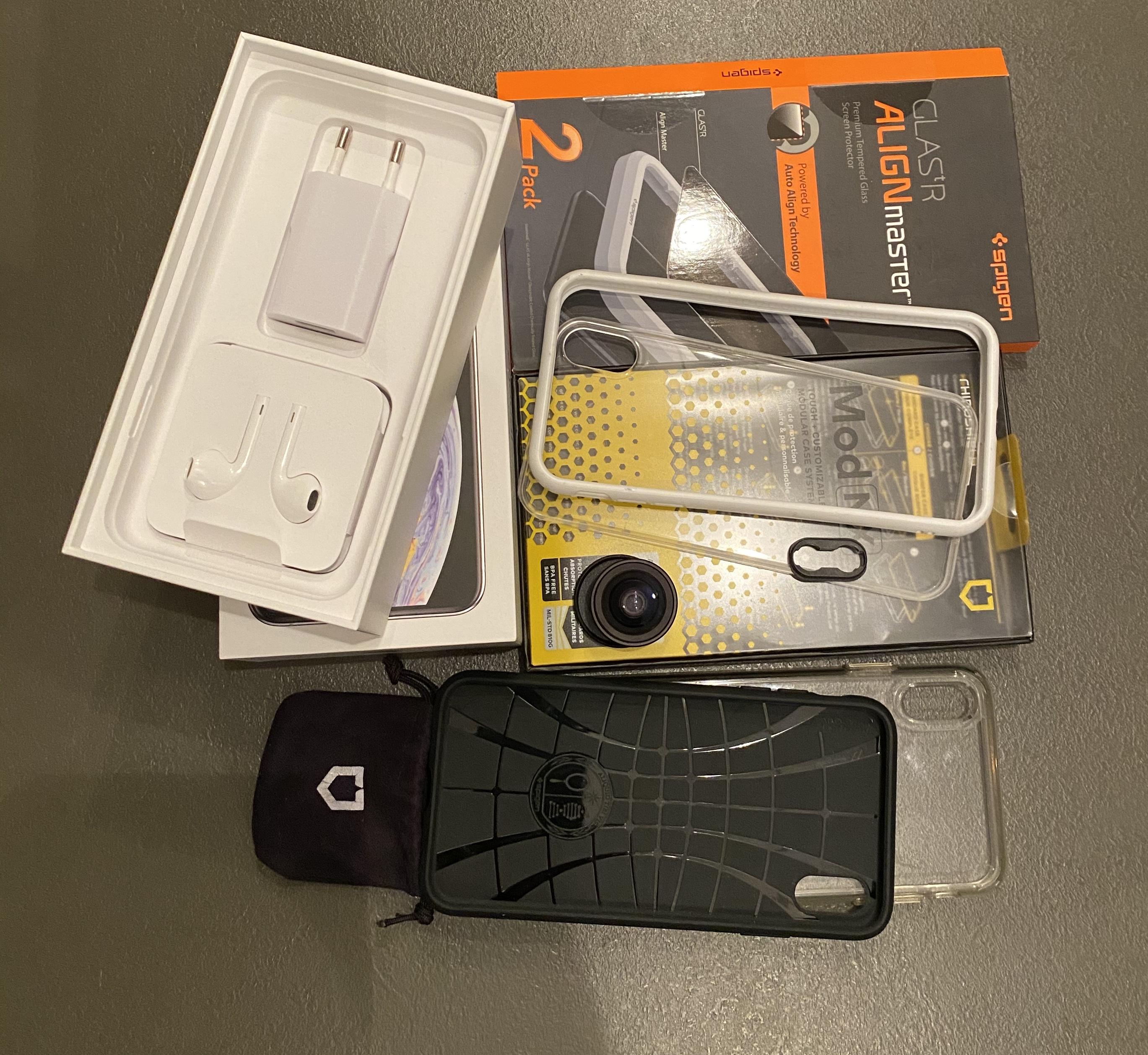 IPhoneXS Max 512Go 15 jours/AppleCare+