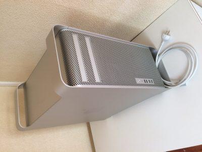 2 Mac Pro 5,1 (mi2012) Quad-Core Intel Xeon 3,2GHz