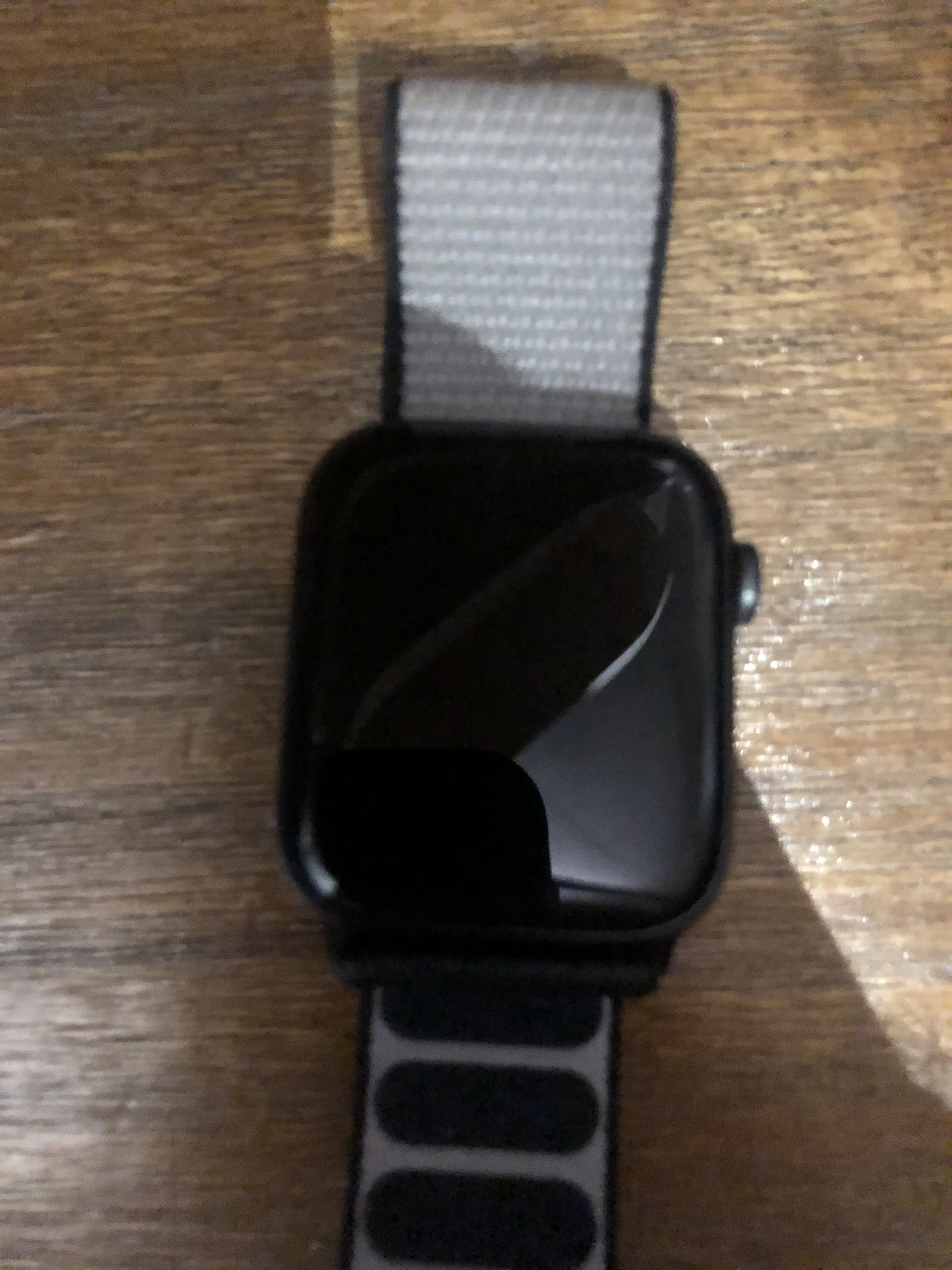 Apple Watch série 5 44 mm aluminum