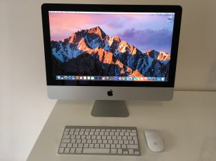 iMac Slim 21″ Core i7 3,1Ghz FusionDrive 1To 16Go