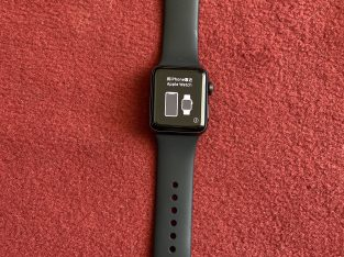 Apple Watch Series 3 38mm Aluminium