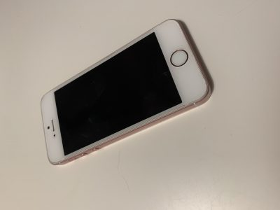 iPhone SE Rose gold 128Go