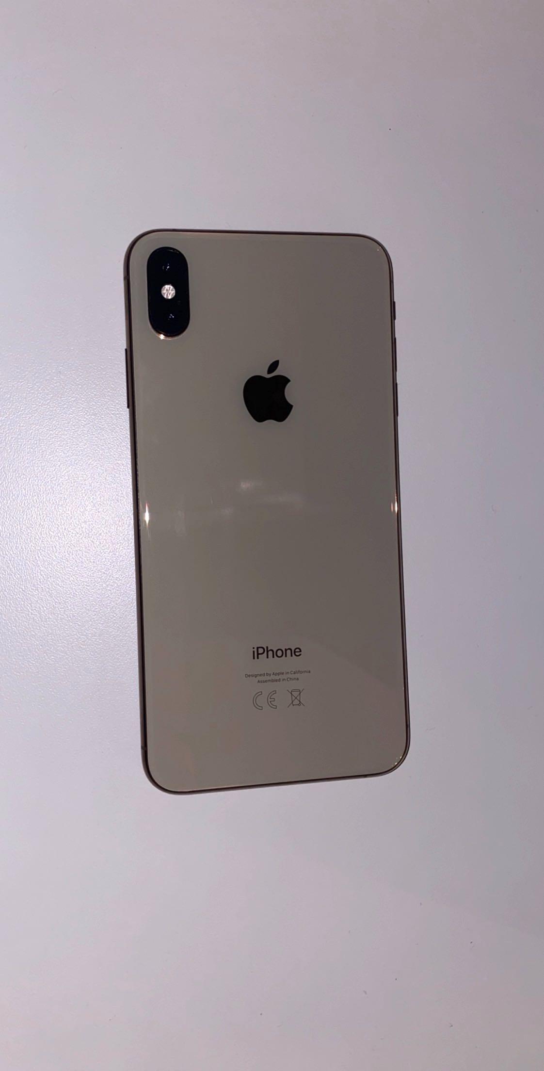 Iphone XS Max Or 256GB
