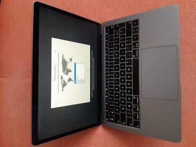 MacBook Air 13 – version 2018 – Ecran Retina