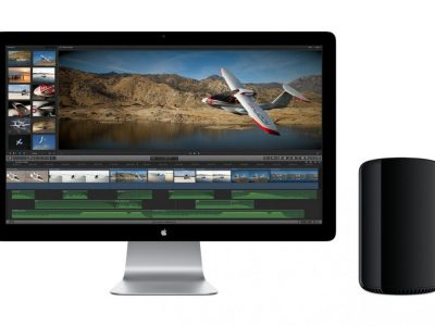mac pro 6,1 4K top configue + cinéma display 27