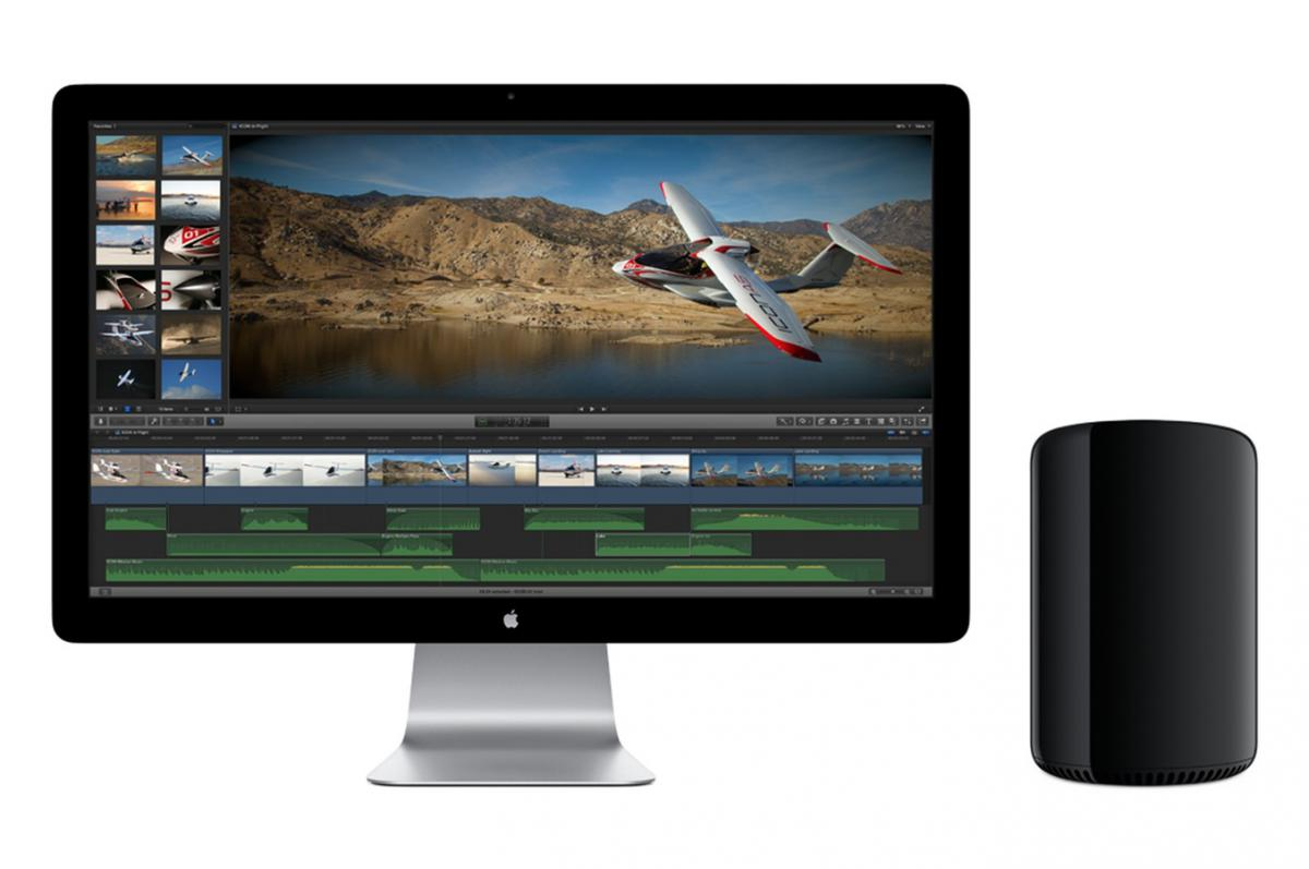 mac pro 6,1 4K top configue + cinéma display 27″