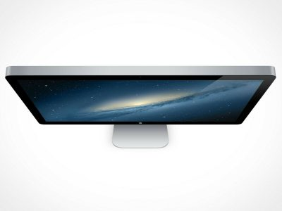 Ecran 27″ Apple Cinéma Display Thunderbolt +USB