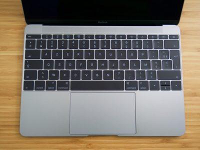 Macbook 12 pouces – 2016, 8 Go RAM, 512 Go