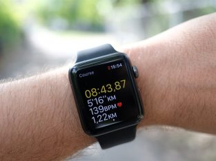Apple Watch 3 4G acier Space grey