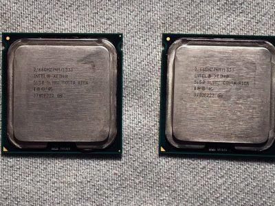 Intel Xeon 2.66GHZ Dual-Core Mac Pro