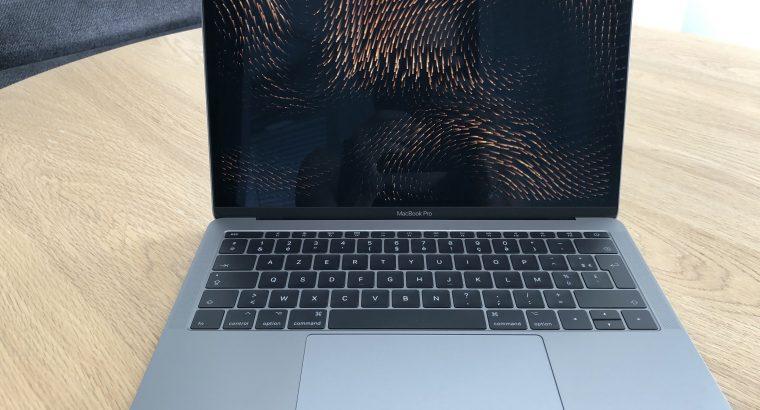 MacBook Pro 13 + Ultrafine 4K