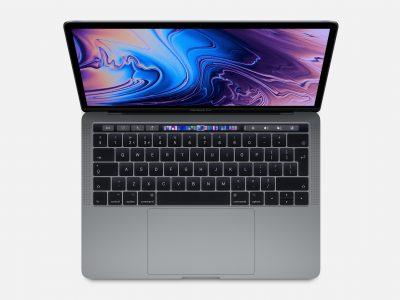 MacBook Pro (13″, 2018) 2,3 GHz i5 / 256 Go SSD