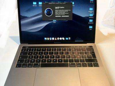 Macbook Pro 13 i7 3,5Ghz 16Go RAM 512Go SSD