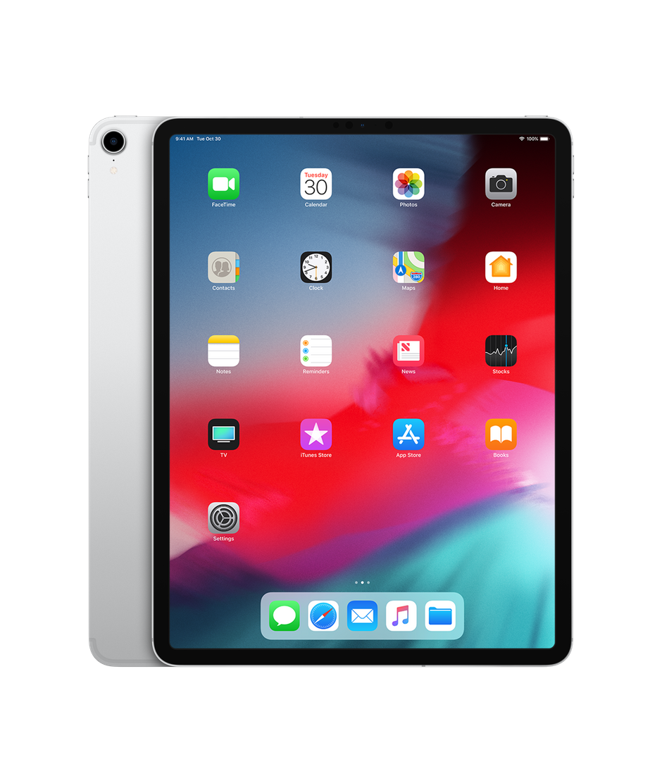 iPad Pro 2019 12,9 64 + pencil 2 État neuf