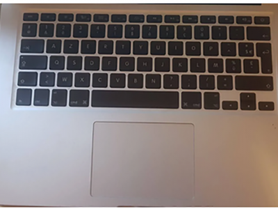 Apple MacBook Air – 13″ Dualcore i5 1.7 GHz 4Go