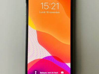 Apple iPhone X – 256 Go – Gris Sidéral