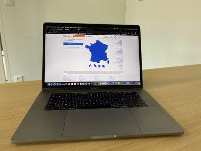 MacBook Pro 15 / i7 3,1Ghz / 1024Go SSD / 16Go RAM