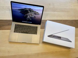 MacBook Pro 15 2019 – i9 – AppleCare+ 2022