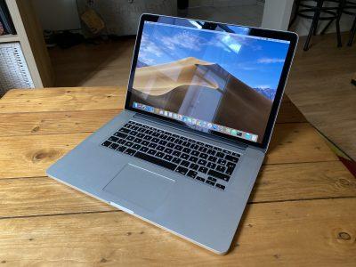 MacBook Pro 15 | Late 2013 | i7 | 16Go | 512Go SSD