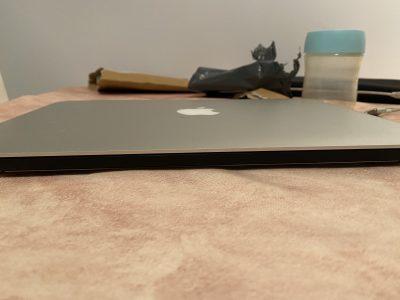 Macbook pro retina écran HS