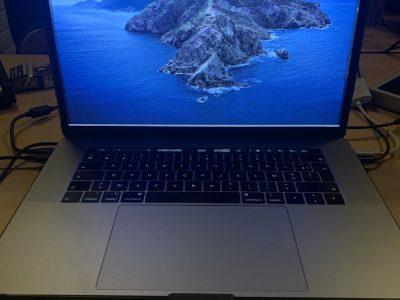 MacBook Pro (15-inch, 2018)
