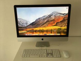 iMac 27″ Retina 5K i5 3,2Ghz Fusion Drive 1To 16Go