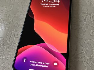 iPhone XS Max Silver 256G
