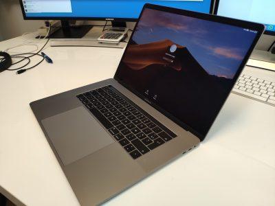 Macbook pro 15″ 2017 /SSD 1To / Touchbar