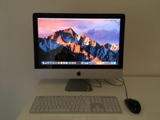 iMac 21″ – QuadCore i5 2,7Ghz – HDD 1To – RAM 8Go