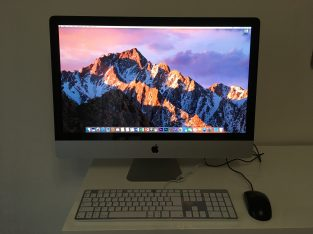 iMac 27″ – Core 2 Duo 3,06Ghz – HDD 1To – RAM 8Go