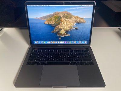 Macbook Pro 13″ 2019 256Go