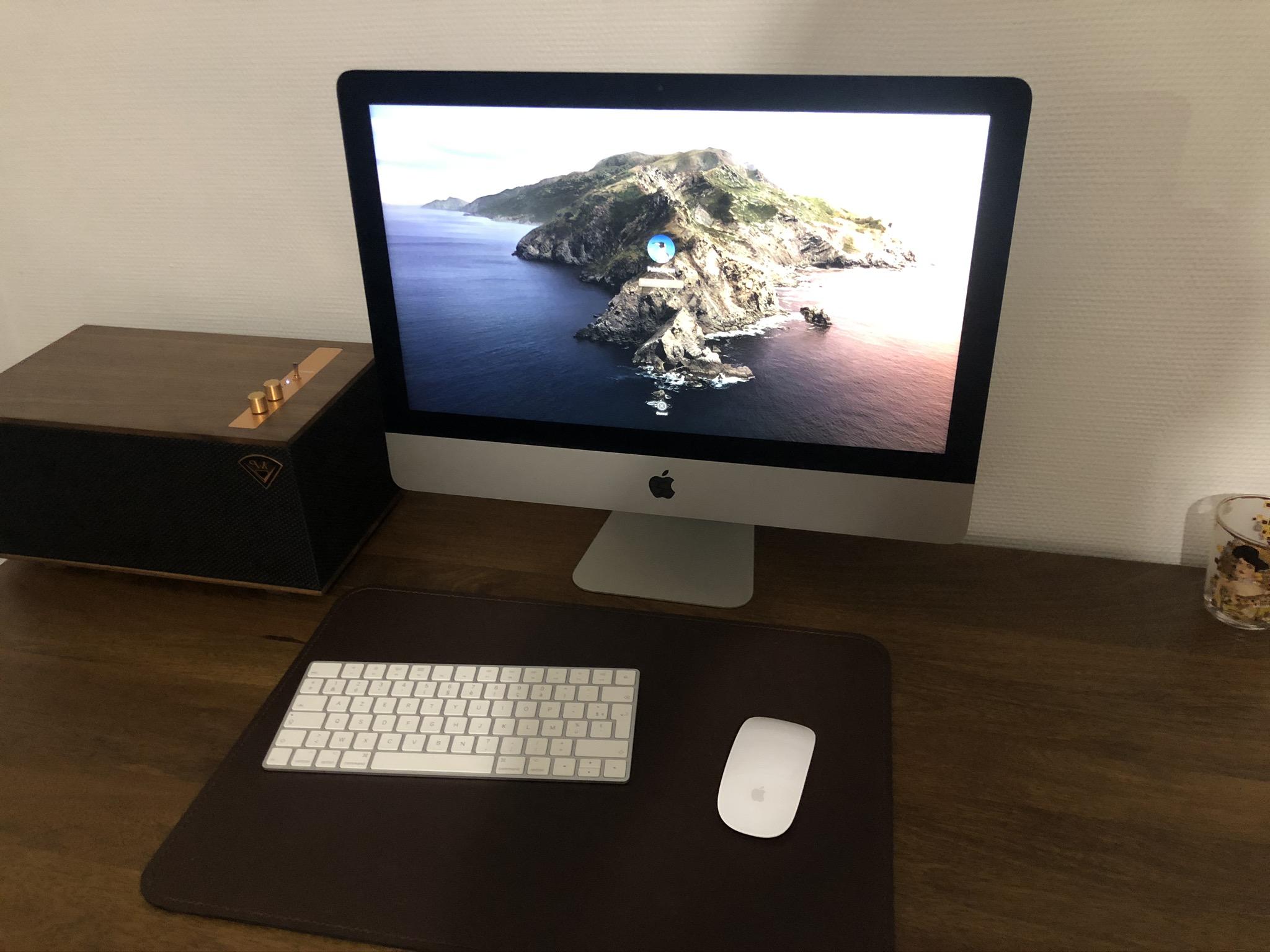 iMac 2019 21′ SSD Quasi-neuf