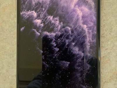 iPhone X gris argent excellent état garantie 2020