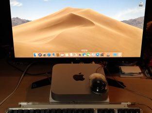 Mac Mini , Moniteur, clavier , souris, Isight