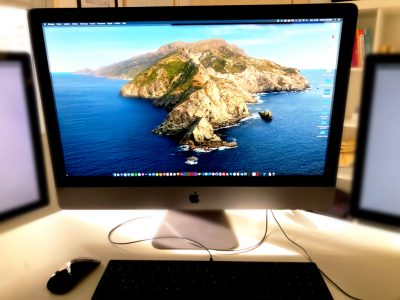 Apple iMac Pro 5K – 3.2GHz 8 Core-64 Go RAM – 1 To